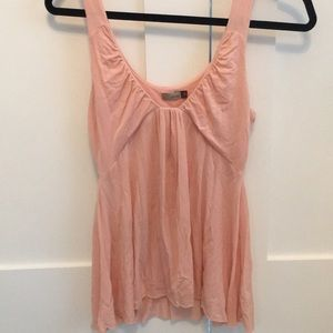 Wilfred stretchy low cut tank